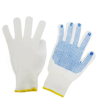 Prime F314 Gloves with PVC dots