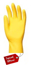 Sale: Frose Latex Gloves