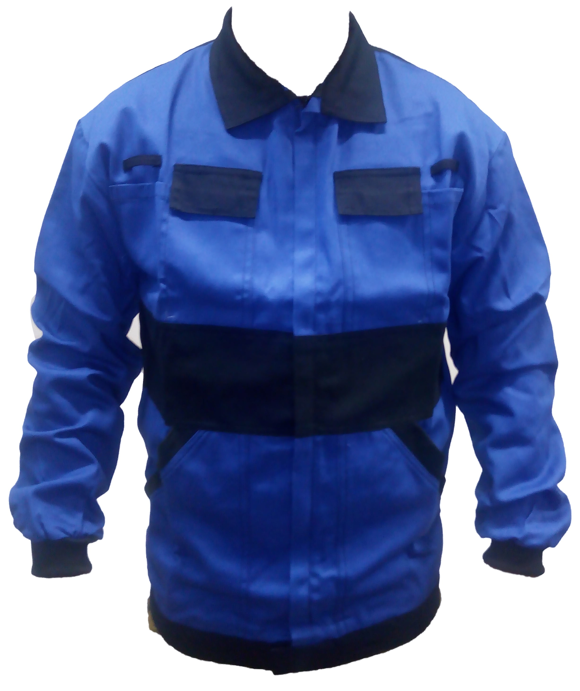 Prime DEX 101-006 Blue - Black Jacket