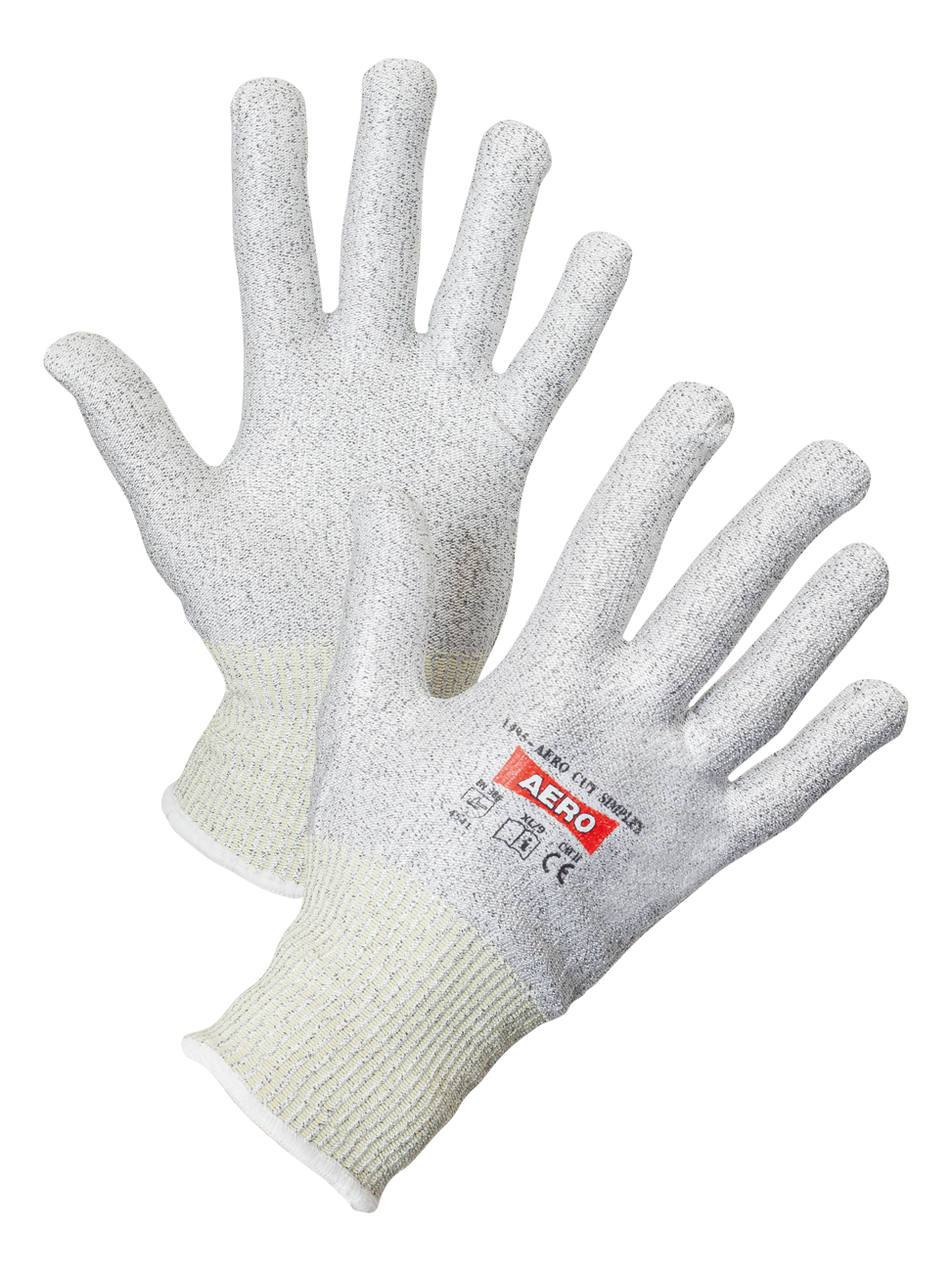AERO Gloves BaseCut Simplex 1995, cut resistant level 5