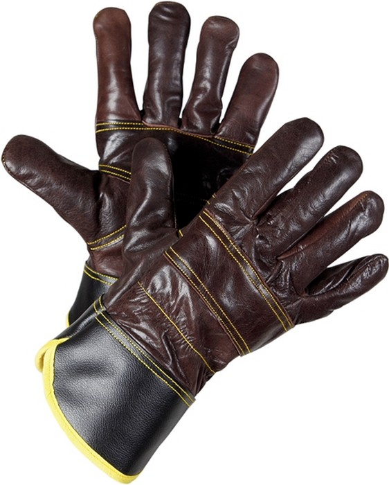 AERO Special Mercedes Winter Leather Gloves 1144