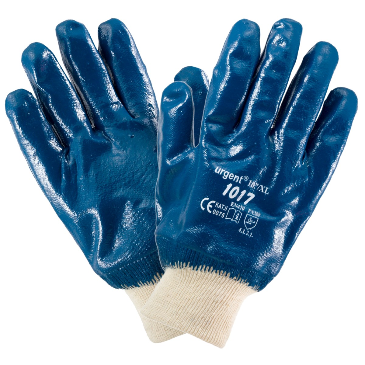 BASIC 1017 Nitrile Gloves