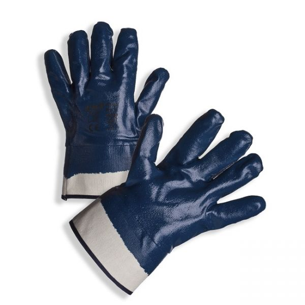 PD-323 Nitrile Dipped Safety Gloves