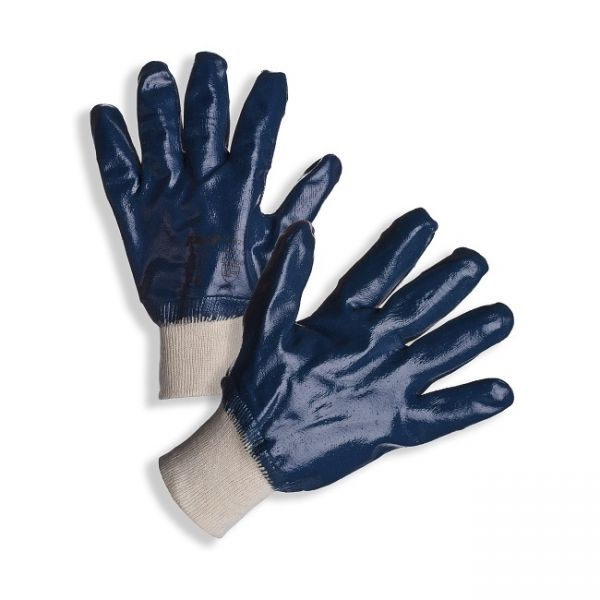 PD-321 Nitrile Dipped Safety Gloves