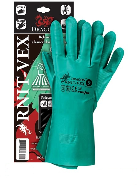 RNIT-VEX Gloves made of Nitrile Rubber