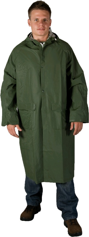 Cyril Green PVC Raincoat H9202