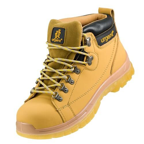 Farmer Bakancs Urgent 114 S1 Yellow