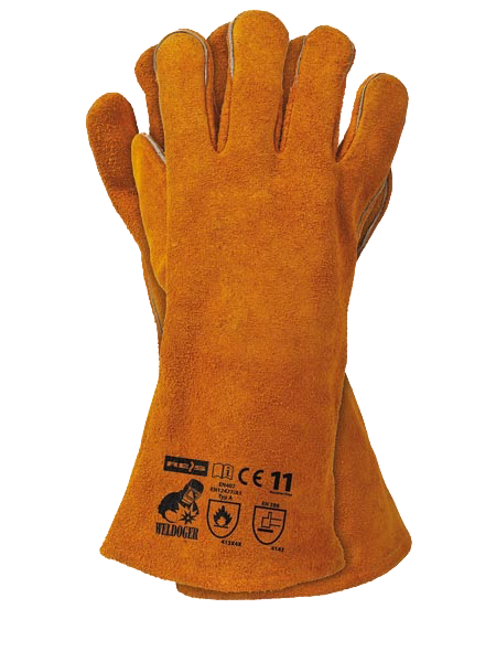 WELDOGER Welding Gloves - Kevlar thread, size 11