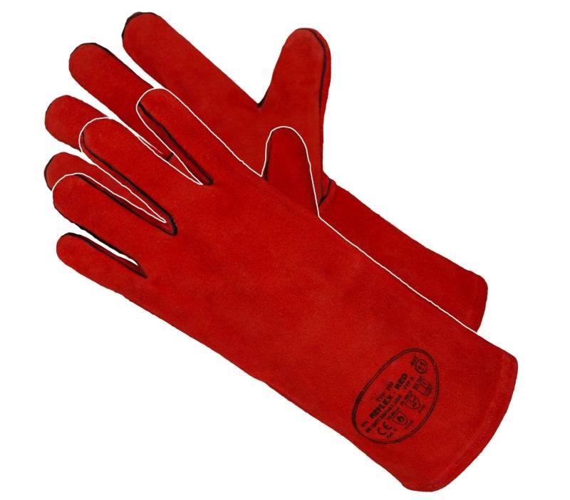Reflex RED Welding Gloves