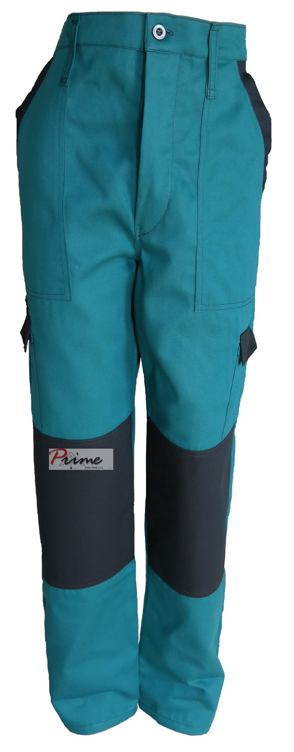 Prime DEX 201-668 Green-Black Trousers