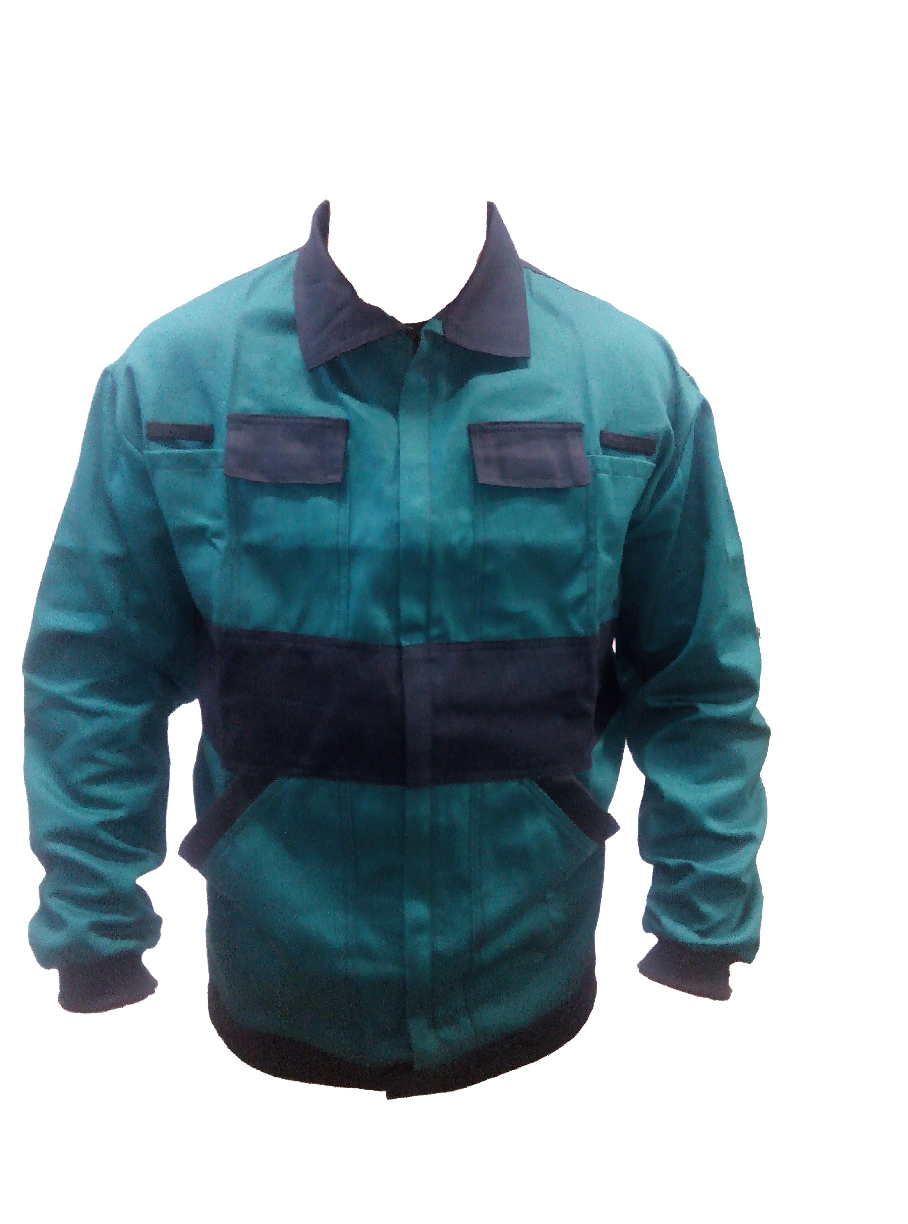 Prime DEX 101-668 Green - Black Jacket