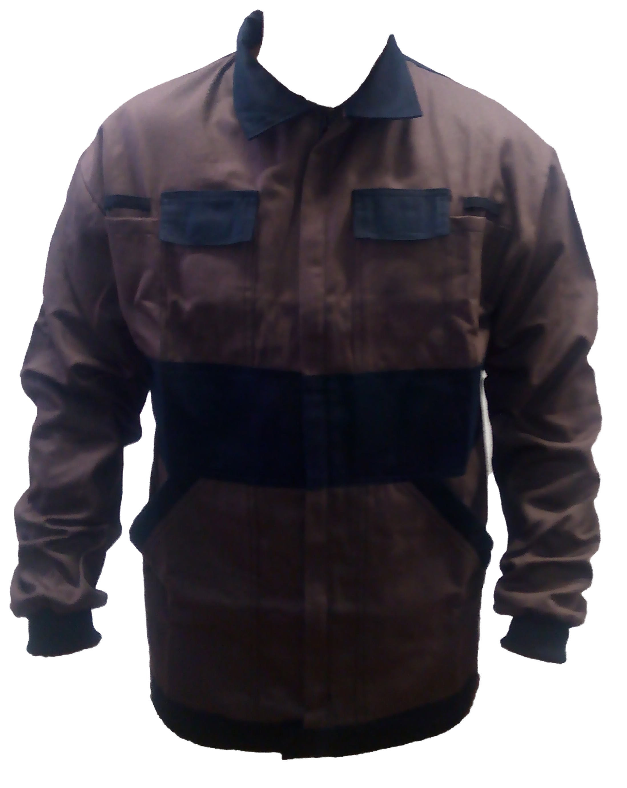 Prime DEX 101-888 Brown - Black Jacket