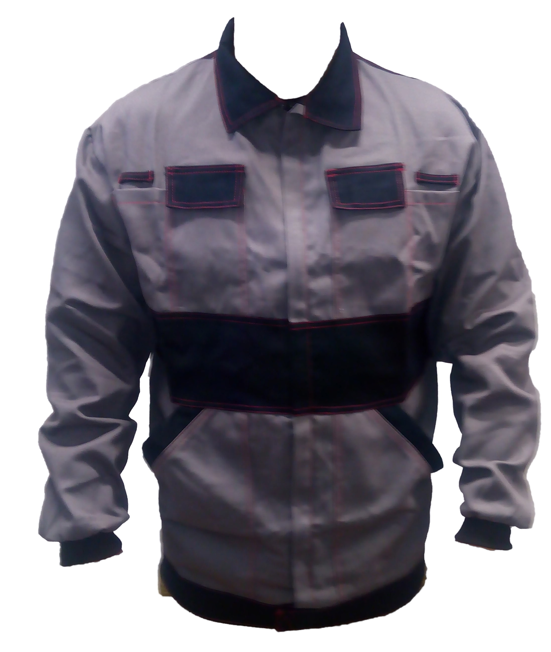 Prime DEX 101-927 Grey - Black Jacket