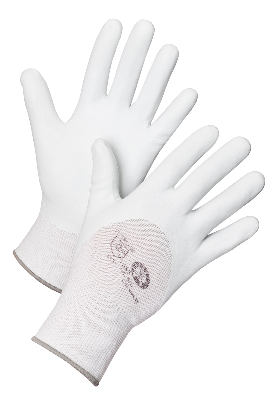 AERO Gloves NitroFoam Halback 1685, with 3/4 Foamed Nitrile Coating