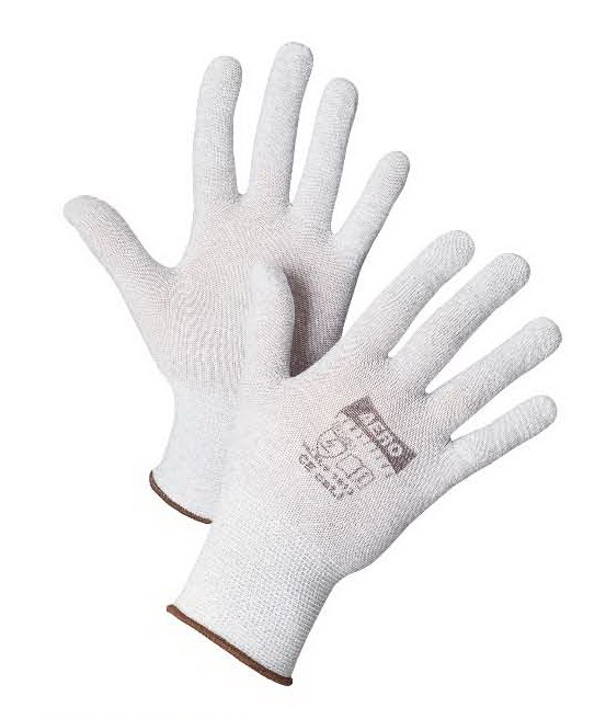 AERO Gloves BaseKnit Carbon Optimal 1913, antistatic