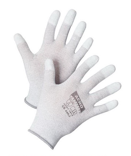 AERO Gloves PurtSkin Carbon Finfer Optimal 1914, antistatic gloves