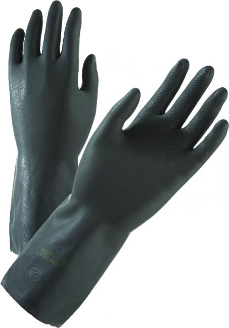 Sale: F306 Neopren Gloves, black