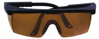 Sale: Safety Glasses GOG Frameb, Dark