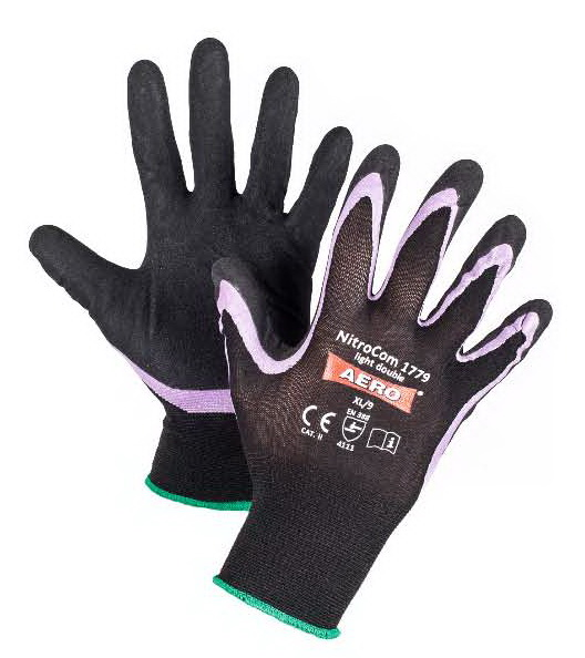 AERO Gloves NitroSand Light Double 1779