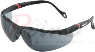 Safety Glasses ASL-08-HC, Smoke