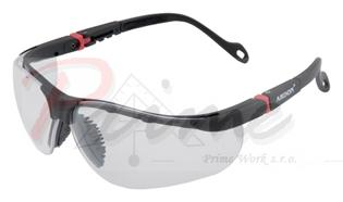 Safety Glasses ASL-08-HC, Clear