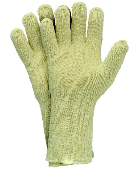 TACHOV Long Welding Gloves , 350 C size XL/10